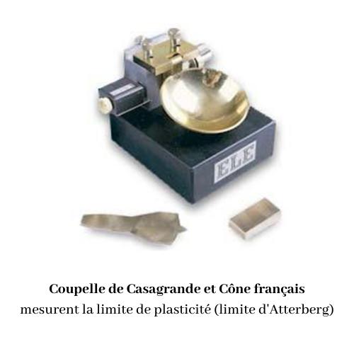 Un perméabilimètre de Blaine permet de mesurer la surface massique Blaine des poudres selon NF EN 196-6